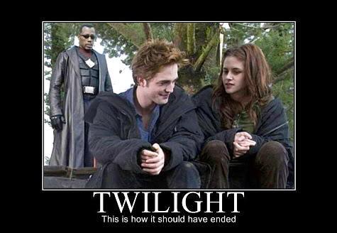 When Edward meet Blade